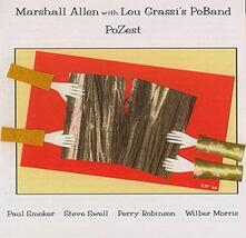 Pozest - CD Audio di Marshall Allen