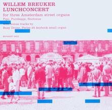 Lunchconcert - CD Audio di Willem Breuker