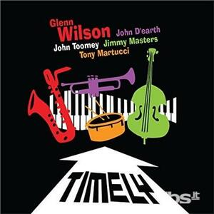 Timely - CD Audio di Glenn Wilson
