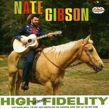 All the Way Home - CD Audio di Nate Gibson