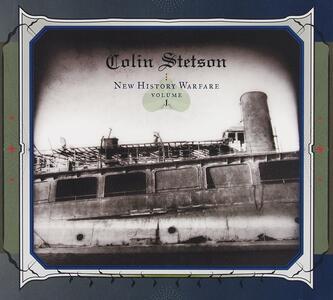 New History Warfare vol.1 - CD Audio di Colin Stetson