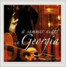 Summer Night In Georgia - CD Audio di Paul Ellis