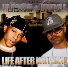 Life After Katrina vol.1 - CD Audio di Lil Boosie