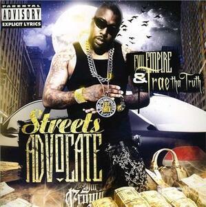 Streets Advocate - CD Audio di Trae