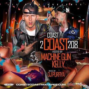 Coast 2 Coast 208 - CD Audio di MGK