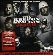 Keep on Stackin. Greatest Hits - CD Audio di Lil C
