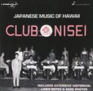 Club Nisei vol.1 - CD Audio