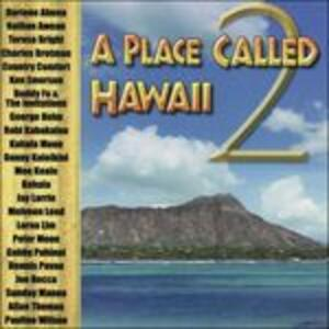 A Place Called Hawaii vol.2 - CD Audio