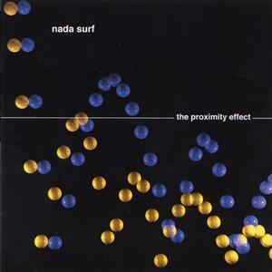 Proximity Effect - CD Audio di Nada Surf