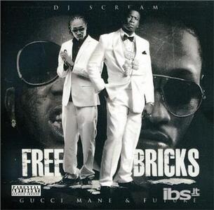 Free Bricks - CD Audio di Gucci Mane