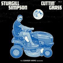 Cuttin Grass vol.2 (Cowboy Arms Sessions) - CD Audio di Sturgill Simpson