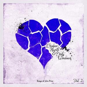 CD Broken Hearts & Dirty Windows. Songs Of
