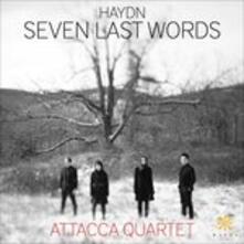 Seven Last Words - CD Audio di Franz Joseph Haydn
