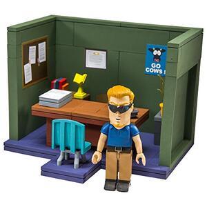 Funko Mcfarlane Tv South Park Small Construction Set Wave 1 Pc Principal Office - 2