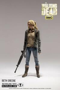Action Figure Mc Farlane Walking Dead Serie 9 Beth Mcfarlane 13Cm 0787926146325 - 2