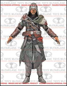 Action figure Assassin's Creed S.5 Ezio Auditore Tric Action Figure