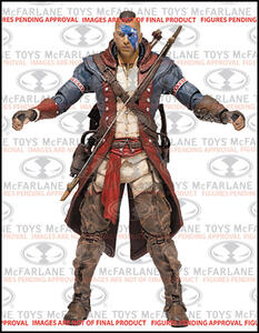 Action figure Assassin's Creed S.5 Connor Revolution Action Figure - 2