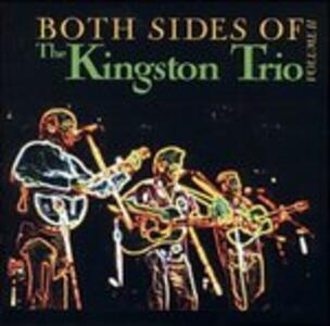 Both Sides Kingston vol.2 - CD Audio di Kingston Trio