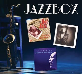 Jazzbox - CD Audio