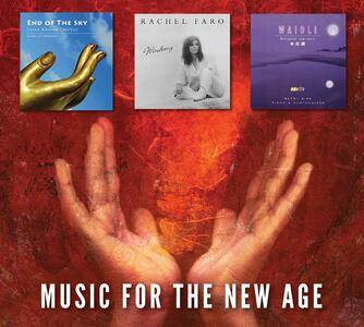 Music for the New Age - CD Audio