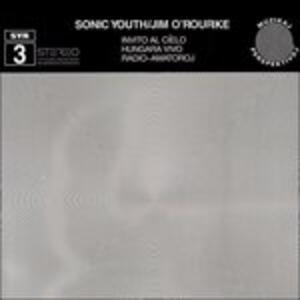 Invito al cielo - CD Audio di Sonic Youth