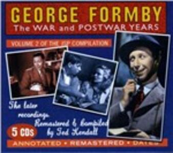 War & Post War Years vol.2 - CD Audio di George Formby
