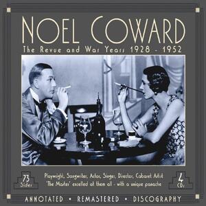 Vol. 1-Revue & War Years 1928- - CD Audio di Noel Coward