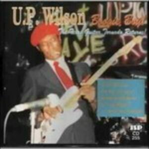 Boogie Boy - CD Audio di U.P. Wilson