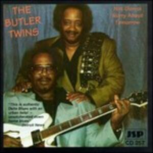 Not Gonna Worry About - CD Audio di Butler Twins
