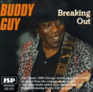 Breaking Out - CD Audio di Buddy Guy