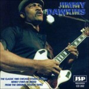 Feel the Blues - CD Audio di Jimmy Dawkins