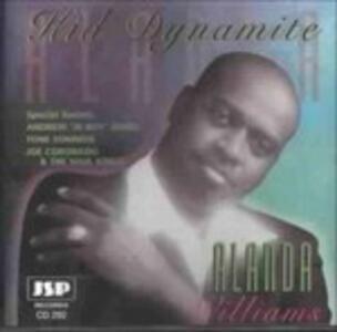 Kid Dynamite - CD Audio di Alanda Williams