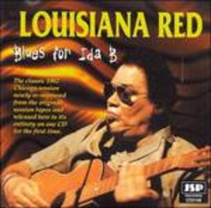 Blues for Ida B - CD Audio di Louisiana Red