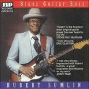 Blues Guitar Boss - CD Audio di Hubert Sumlin