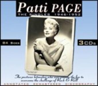 The Singles 1946-1952 - CD Audio di Patti Page