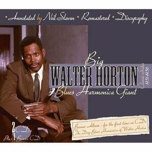 Blues Harmonica Giant - CD Audio di Big Walter Horton