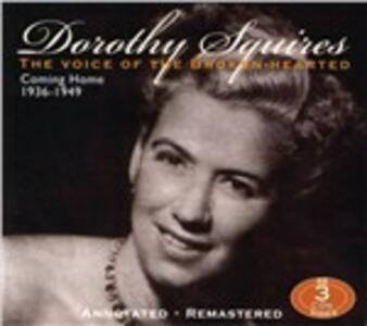 Voice of the Broken - CD Audio di Dorothy Squires