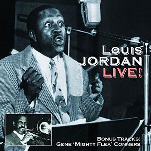 Live! - CD Audio di Louis Jordan