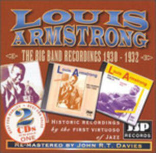 Big Band Record 1930-1932 - CD Audio di Louis Armstrong