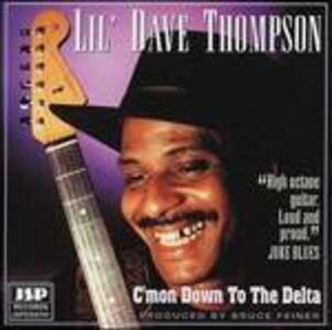 C'mon Down to the Delta - CD Audio di Lil Dave Thompson