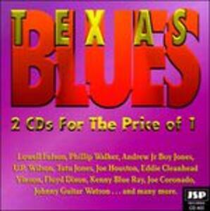 Texas Blues - CD Audio