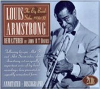 Big Band Sides 1930-32 - CD Audio di Louis Armstrong