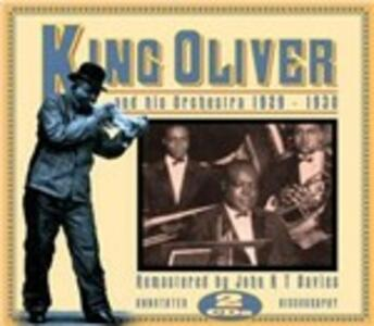 And His Orchestra 1929-1930 - CD Audio di King Oliver