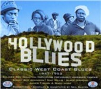 Hollywood Blues - CD Audio