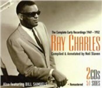 Complete Early Recordings - CD Audio di Ray Charles