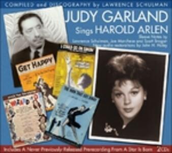 Sings Harold Arlen - CD Audio di Judy Garland