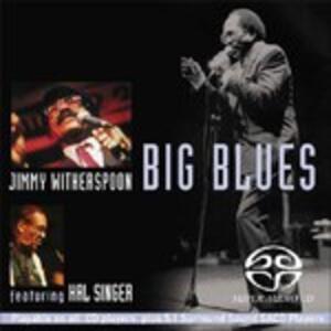 Big Blues - SuperAudio CD di Jimmy Witherspoon