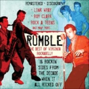 Rumble. The Best of Virginia Rockabilly - CD Audio