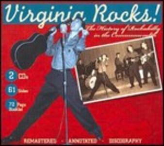 Virginia Rocks! - CD Audio