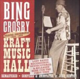 Kraft Music Hall - CD Audio di Bing Crosby